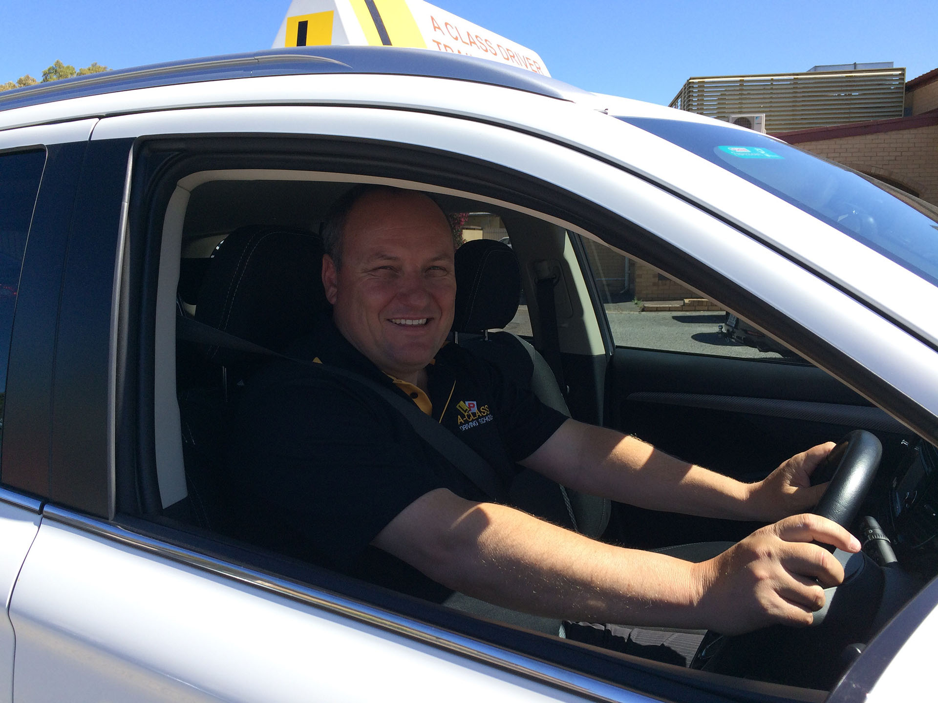 driving classes in Adelaide